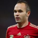 Andres Iniesta Measurements, Height, Weight, Biography, Wiki