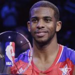 Chris Paul Height, Weight, Body Measurements, Biography