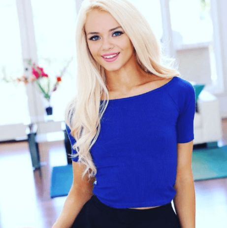 Elsa Jean Height, Weight, Measurements, Age, Wiki & Biography