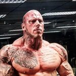 Martyn Ford Height, Weight, Measurements, Shoe Size, Age, Wiki, Bio